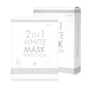 2IN1 White mask perfection 10Sheets